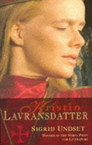 9780349106588: Kristin Lavransdatter: