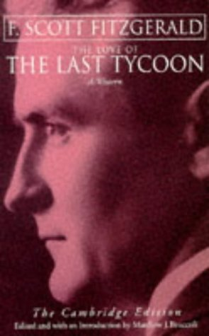9780349106632: Love Of The Last Tycoon