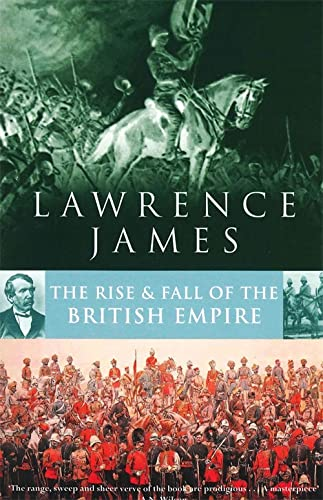 9780349106670: Rise And Fall Of The British Empire