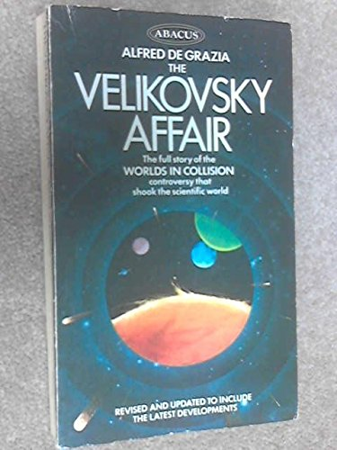 9780349107479: Velikovsky Affair (Abacus Books)
