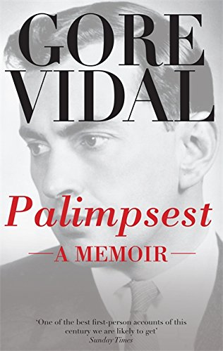 9780349108001: Palimpsest: A Memoir