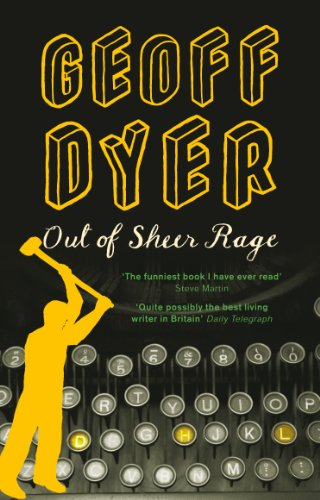 9780349108582: Out of Sheer Rage: In the Shadow of D.H.Lawrence