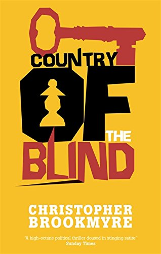 9780349109305: Country Of The Blind (Jack Parlabane)