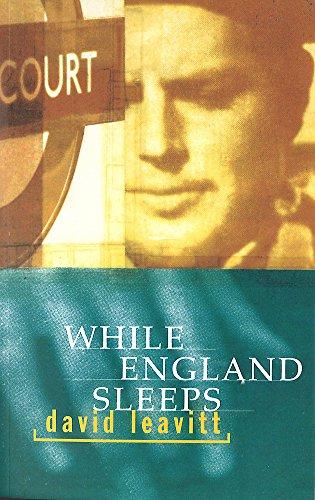 9780349109534: While England Sleeps (Roman)