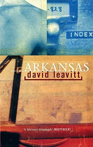 9780349110424: Arkansas (Roman)