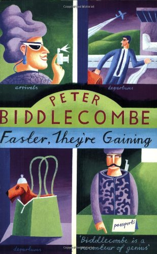 Faster, They're Gaining: Biddlecombe, Peter