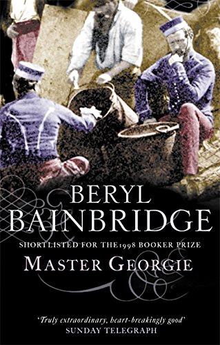 9780349111698: Master Georgie: Shortlisted for the Booker Prize, 1998 (Roman)