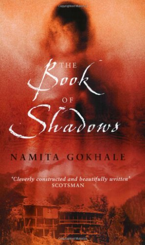 9780349112312: The Book of Shadows