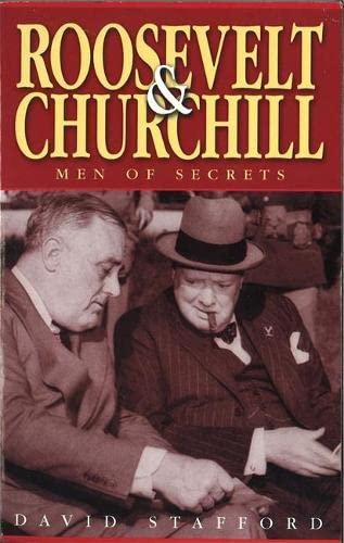 9780349112824: Roosevelt And Churchill: Men of Secrets