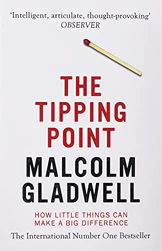 9780349113463: The Tipping Point, How Little Things Can Make a Difference