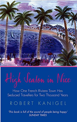 9780349113470: High Season In Nice (The Hungry Student)