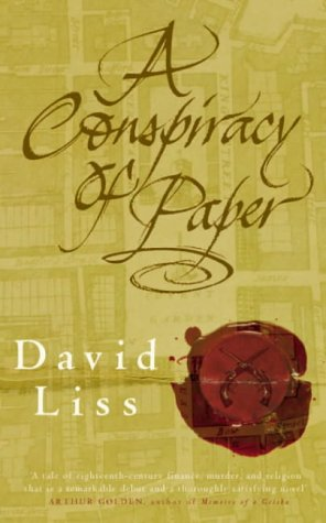 9780349113548: A Conspiracy of Paper