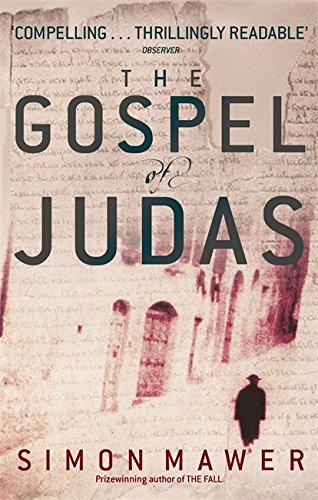 TheGospel of Judas by Mawer, Simon (: Mawer, Simon