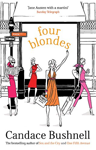 9780349114033: Four Blondes