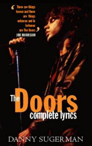 9780349114255: The Doors: Complete Lyrics