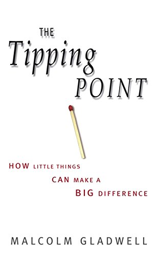 9780349114460: The Tipping Point : How Little Things Can Make a Big Difference