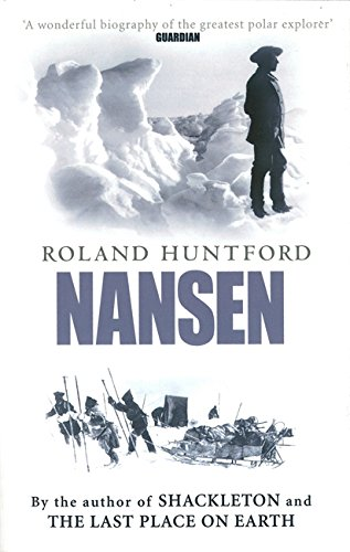 9780349114927: Nansen: The Explorer as Hero