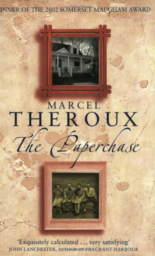 The Paperchase: Theroux, Marcel