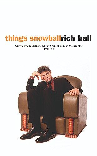 9780349115108: Things Snowball