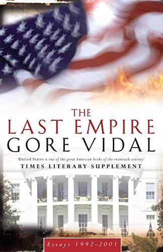 9780349115283: The Last Empire: Essays 1992-2001