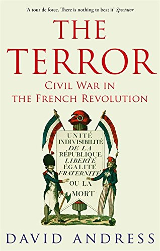 9780349115887: The Terror: Civil War in the French Revolution