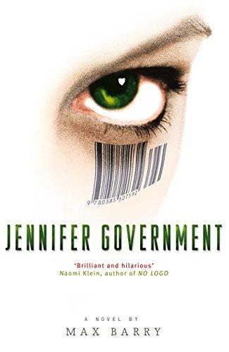 9780349115986: Jennifer Government