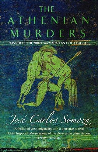 9780349116181: The Athenian Murders