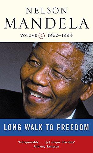 9780349116303: Long Walk To Freedom Vol 2: 1962-1994