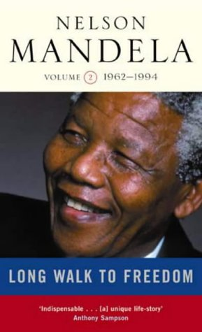 9780349116303: Long Walk to Freedom, vol. 2, 1962-1994 (v. 2)