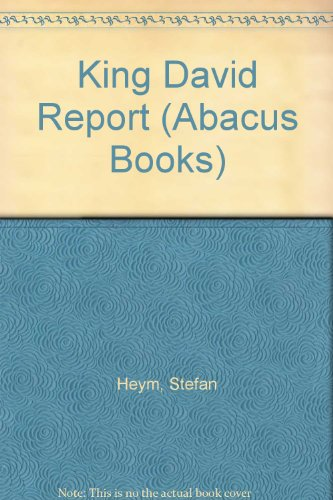 9780349116822: King David Report (Abacus Books)