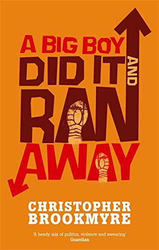 9780349116846: A Big Boy Did It And Ran Away (Abacus Books)