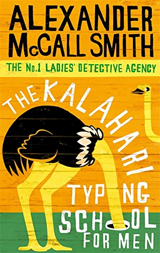 9780349117041: The Kalahari Typing School For Men