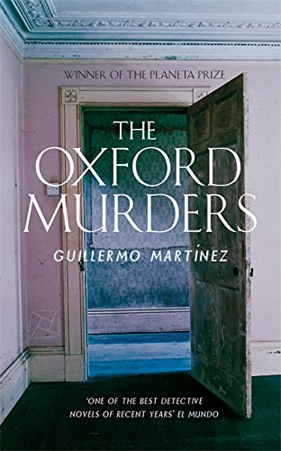 9780349117218: The Oxford Murders