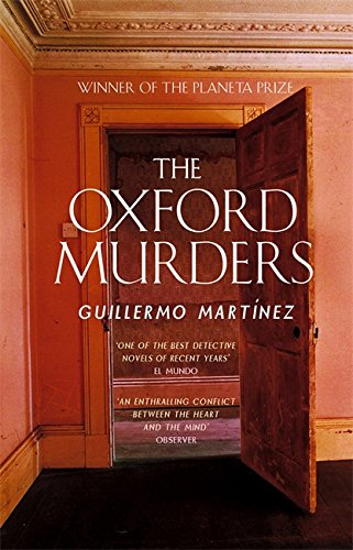 9780349117232: THE OXFORD MURDERS