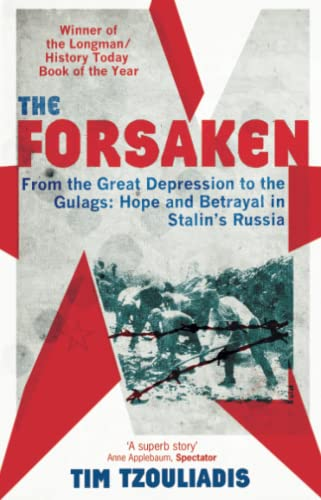 9780349117539: The Forsaken: From the Great Depression to the Gulags: Hope and Betrayal in Stalin's Russia