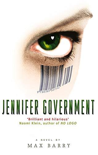9780349117621: Jennifer Government
