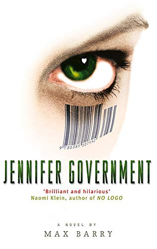 9780349117621: Jennifer Government