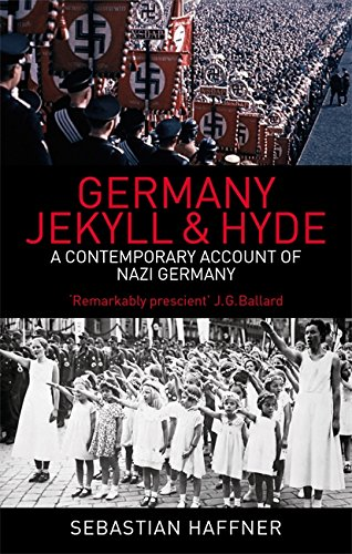 9780349118895: Germany: Jekyll and Hyde