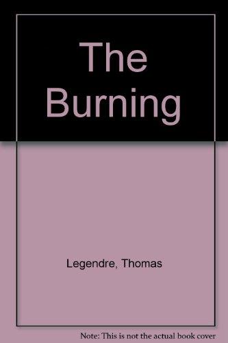 9780349119465: The Burning