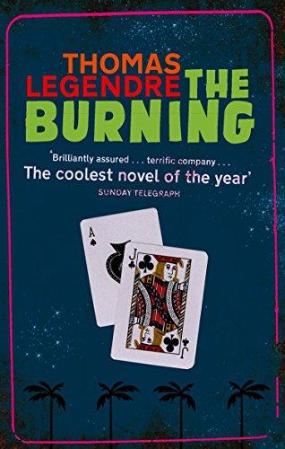 9780349119496: The Burning