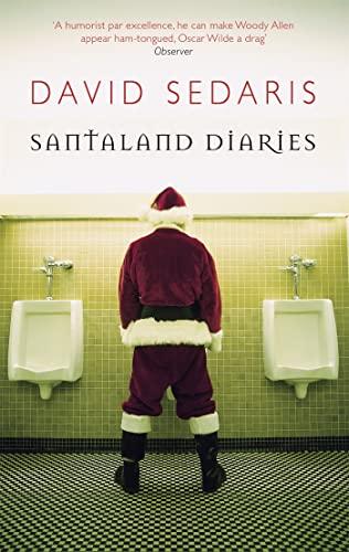 Santaland Diaries: Sedaris, David
