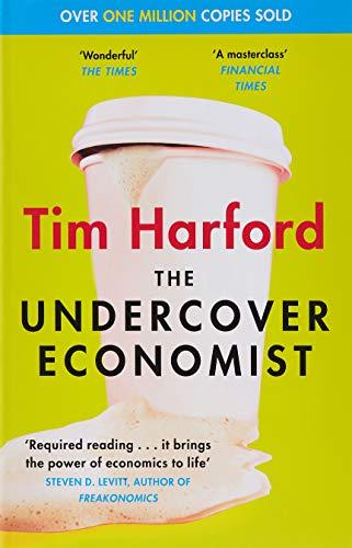 9780349119854: The Undercover Economist