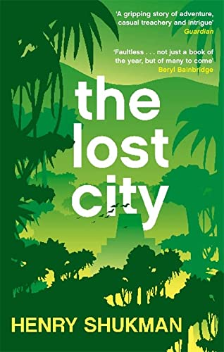 9780349119908: The Lost City