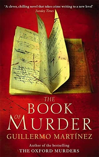 The Book of Murder: Guillermo Martinez