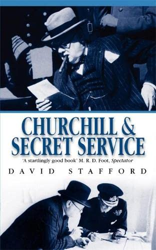 Churchill and Secret Service (0349121079) by David Stafford