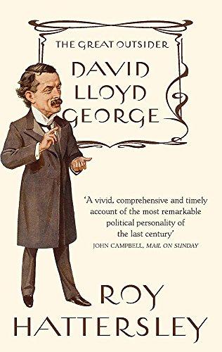 9780349121109: David Lloyd George: The Great Outsider