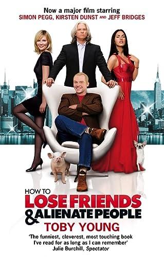 9780349121406: How to Lose Friends and Alienate People [movie tie-in]: A Memoir