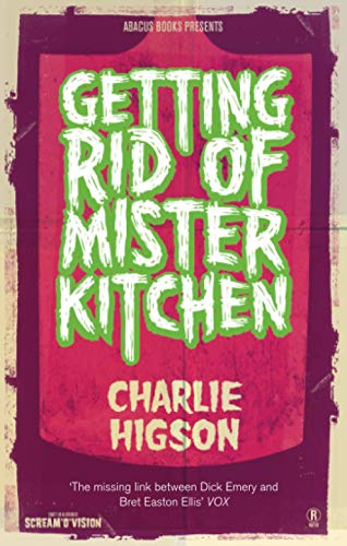 9780349121826: Getting Rid of Mister Kitchen