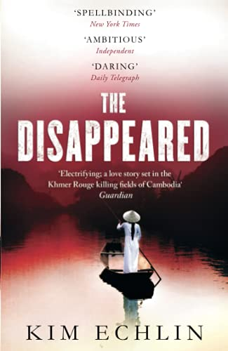 9780349122410: The Disappeared