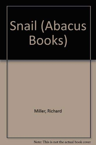9780349123271: Snail (Abacus Books)